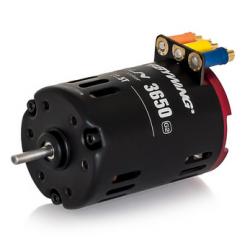 Hobbywing QuicRun 3650SD - 8.5T Black G2 brushless motor 1/10-es autómodellekbe