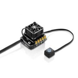 Hobbywing XERUN XR10 Pro G2 autós szabályzó - Fekete