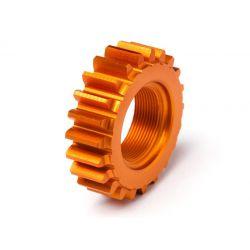 HPI 106631 motor fogaskerék 22Tx12mm (1M) (narancs)