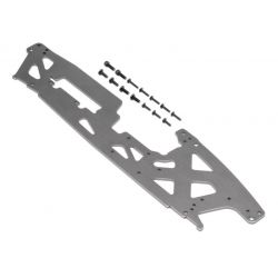 HPI 108940 TVP CHASSIS RIGHT/GRAY/3MM