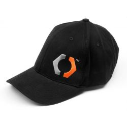 HPI 107494 HPI BASEBALL CAP BLACK/ADULT/L/XL