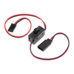 HPI 110721 RECEIVER/IGNITION SWITCH