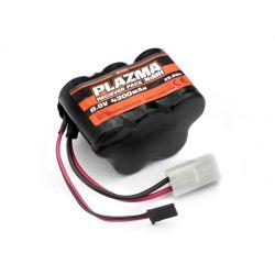 HPI 160154 Plazma akkumulátor 6.0V 4300mAh NiMH Baja Receiver Battery