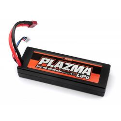 HPI 160161 Plazma akkumulátor 7.4V 5300mAh 40C LiPo Battery Pack 39.22Wh