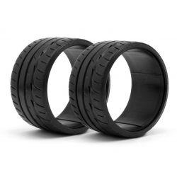 HPI 33470 Lp35 T-Drift Tire Bridgestone Potenza Re-11 (2db)