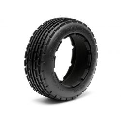 HPI 4831 DIRT BUSTER RIB TYRE M COMPOUND (170X60MM/2db)
