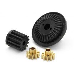 HPI 73403 DIFF motor fogaskerék SET (MICRO RS4)