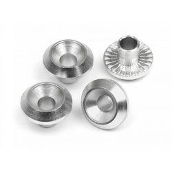 HPI 86985 felni alátét (ezüst/4db)