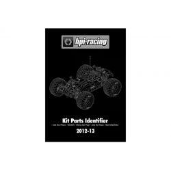 HPI 92055 Alkatrészkatalógus 2012/2013