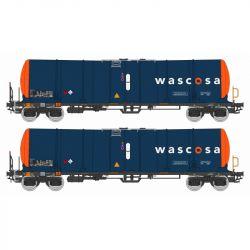 Igra 96110011Tartálykocsi készlet Zacns 98 JET, Wascosa VI