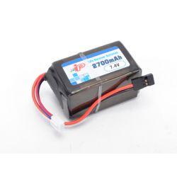Intellect RX-LiPo 2700mAh HUMP pakk vevőakku
