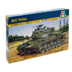 Italeri M47 Patton makett