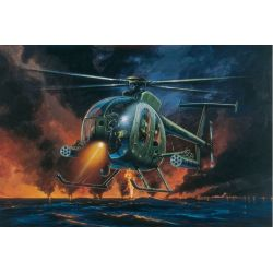 ITALERI 0017 AH-6 Night Fox