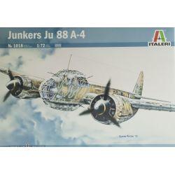 Italeri 1018 JUNKERS JU 88 A-4