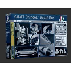 Italeri 26002 Chinook kiegészítő szett