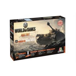 Italeri 36513 Panzer IV H World of Tanks