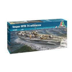 Italeri 5624S VOSPER 74 WITH CREW