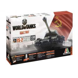 Italeri IS-2 World of Tanks
