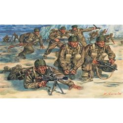 Italeri 6064 WWII - BRITISH COMMANDOS