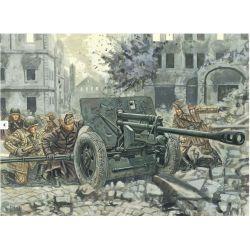 Italeri 6097 WWII - ZIS 3 AT Gun with Servants