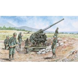 Italeri 6122 ITALIAN 90/53 GUN with CREW