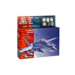 Italeri 71016 F/A-18 C/D WILD WEASEL