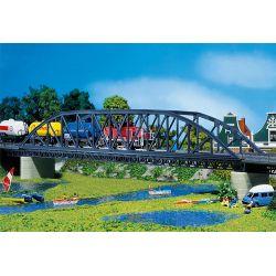 Faller 120482 Vasúti híd íves rácsszerkezettel