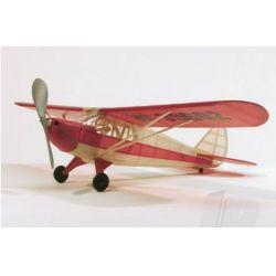 Piper J4-E gumimotoros repülő építőszett