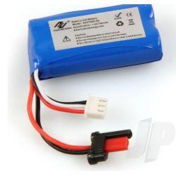 400S Li-Ion akkumulátor 7.4V 700mAh