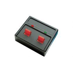 Roco 10525 Kapcsolópult jelzőkhöz, visszajelzéssel