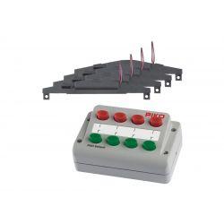 Piko 55392 Kapcsolópult váltóállítóművekkel szett, váltókhoz