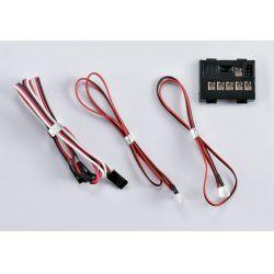 Killerbody LED light set 4 ledes 1/10 + vezérlő