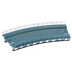 Faller 120476 Kiegészítő íves hídszakasz
