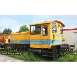 Liliput 162601 Dízel tolató mozdony, 332 013-2 (DBG), DB AG, gelb, Ep.V