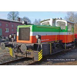 Liliput 162607 Dízel tolató mozdony, 98 80 3332 028-0 D-DHE, Lok 5, DHE, Ep.V-VI