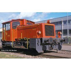 Liliput 162621 Dízel tolató mozdony, Lok-Nr 507, Lang Recycling, Ep.V