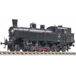 Liliput 131406 Gőzmozdony BR 93 1447, ÖBB III, Giesl-ejektorral