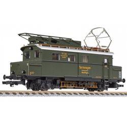 Liliput 136134 Felsővezeték-karbantartó akku-motorkocsi Nr. 701 420 'Neuoffingen', DRG II