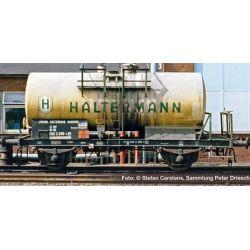 Liliput 235354 Tartálykocsi fékhíddal 'HALTERMANN', DB IV