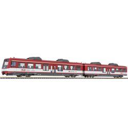 Liliput 340502 Kiegészítő készlet keskenynyomközű szerelvényhez, VSs 102vezérlőkocsi VBs 201 betétkocsival, Pinzgauer Lokalbahn VI
