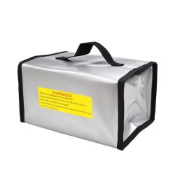 Lipo Akkumulátor védő tasak 210*160*140mm