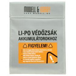 Lipo védőzsák - M&H logós 23*18cm