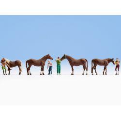 Noch 15632 Lovak és lovasok