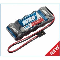 LRP 430603 LRP XTEC RX-pack NiMH - 1600mAh