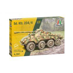 Italeri 7047s Sd. Kfz. 234/4