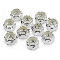 M5 NUT (ezüst)10db