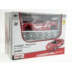 Maisto Ferrari F430 Challenge Fiorano
