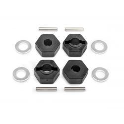 MAVERICK 150150 12mm felni Hex Hub Set (4db)