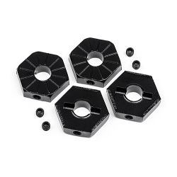 Maverick MV29070 17MM HEX WHEEL ADAPTOR W/ SET SCREWS 4 db BLACK