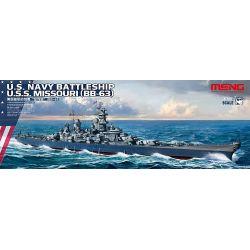 1/700 USS BB-63 Missouri